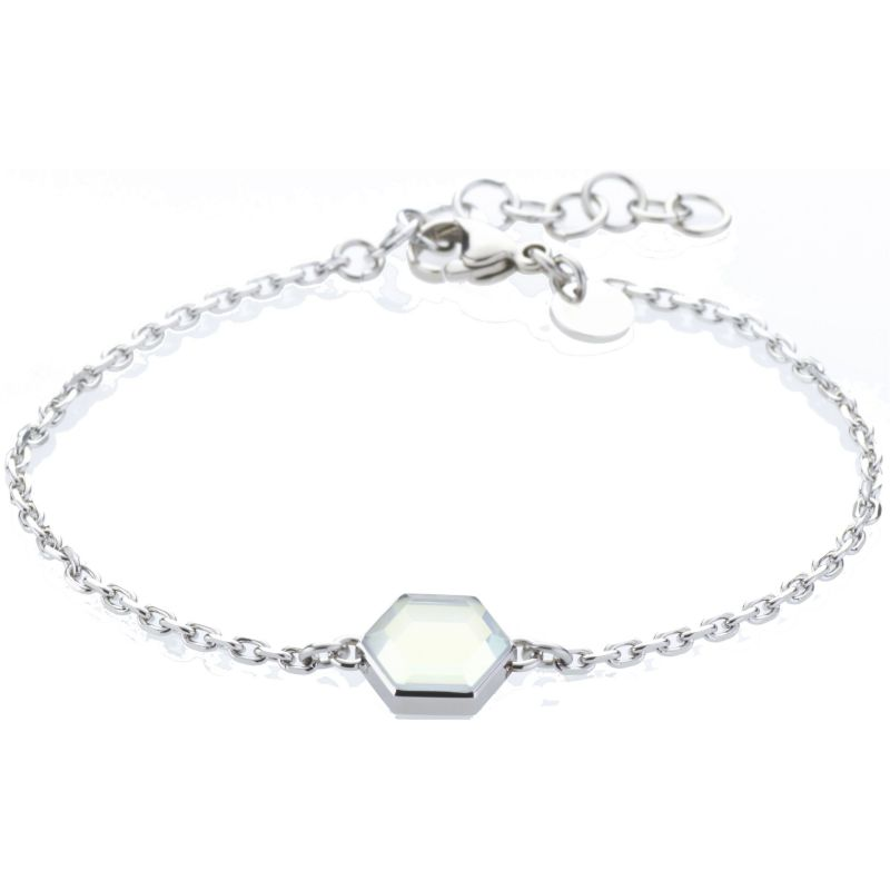 Ladies STORM Silver Plated Mimoza Bracelet from STORM Jewellery