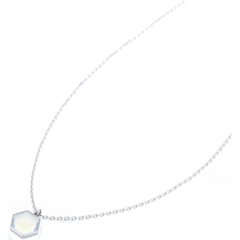 Ladies STORM Silver Plated Mimoza Necklace from STORM Jewellery