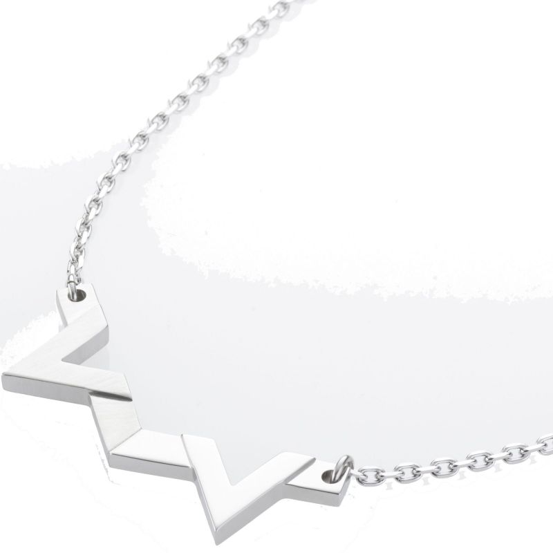 Ladies STORM Silver Plated Venus Necklace from STORM Jewellery