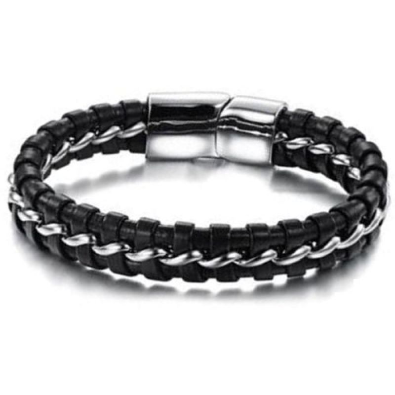 Mens STORM Stainless Steel Ruxx Bracelet from STORM Jewellery
