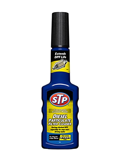 STP GST66200EN Diesel Particulate Filter Cleaner, 200 ml from STP
