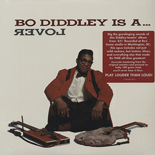 Bo Diddley Is A... Lover [VINYL] from SUNDAZED