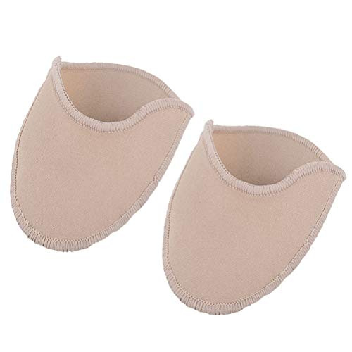 SUPVOX 1 Pair Ballet Dance Shoe Toe Pads Toe Protector Soft Toe Cap for Women Girl Heel Ballet Point Shoes from SUPVOX