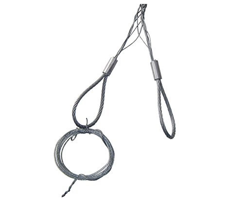 SWA CSDS63-89 Socks Cable Double Eye Split, 63-89 mm from SWA