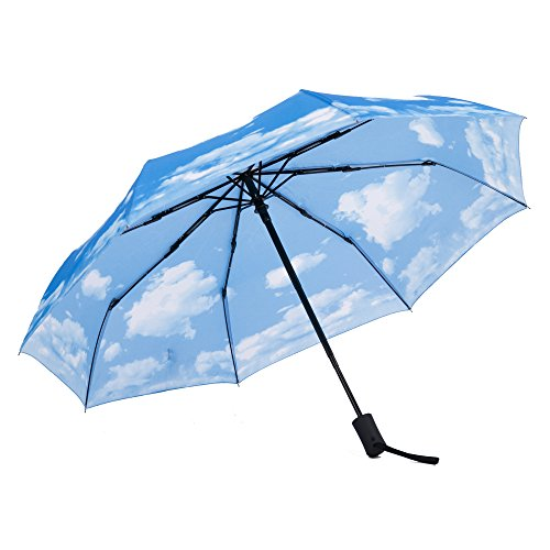 SY Compact Travel Umbrella Windproof Auto Open Close Unbreakable Umbrellas from SY COMPACT
