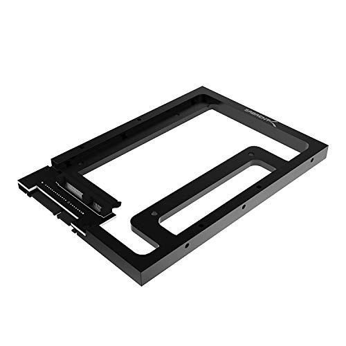 "Sabrent 2.5"" SSD & SATA Hard Drive to Desktop 3.5"" SATA Bay Converter Mounting Kit (BK-PCBS) from Sabrent"