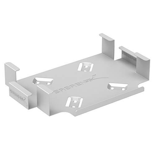 Sabrent Mac mini VESA Mount/Wall Mount/Under Desk Mount (BK-MACM) from Sabrent