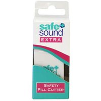 Safe and Sound Extra Safety Pill Cutter from Safe and Sound