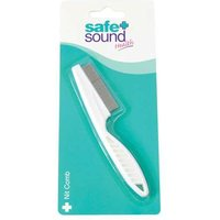 Safe and Sound Large Handled Nit Comb from Safe and Sound