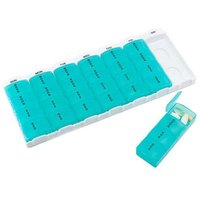 Safe and Sound Weekly Pill Organiser Large from Safe and Sound