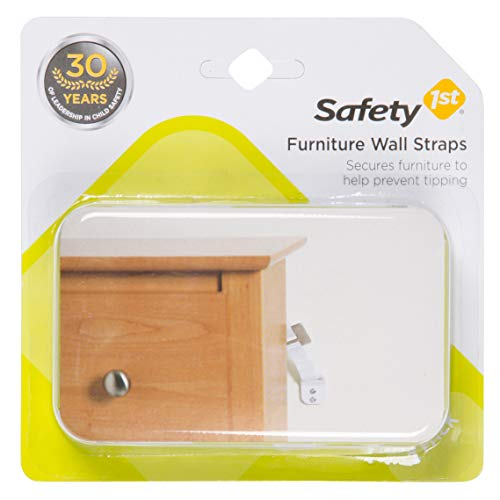 Furniture Wall Straps from Safety 1st
