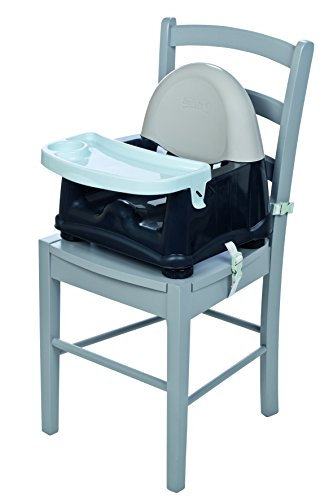 Safety 1st Swing Tray Booster Seat, Grey Patches from Safety 1st