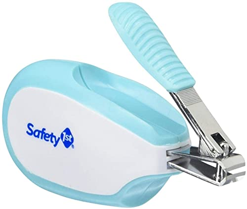Safety 1st Hospital's Choice Steady Grip Nail Clippers - Color May Very - 2 Pack from Safety 1st
