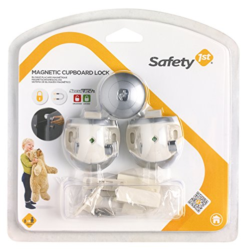 Safety 1st Magnetic Lock, Pack of 2 from Safety 1st