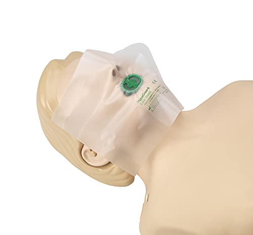 Safety First Aid A501 HypaGuard Face Shield Single Use from Safety First Aid Group