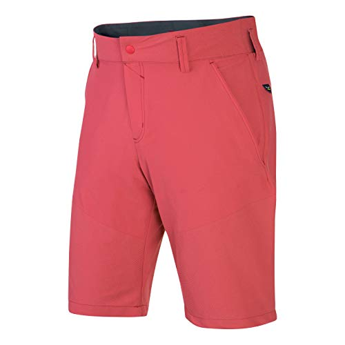 Salewa Agner DST Engineered M Shorts, Men's Trekking Shorts, Mens, 00-0000026274, Rosso (Mineral Red), 48/M from Salewa