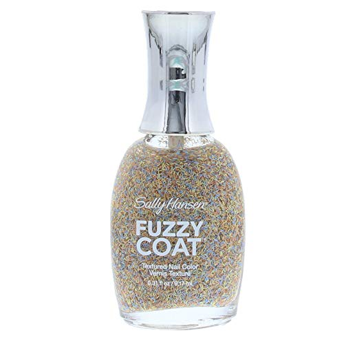 Sally Hansen Fuzzy Coat Textured Nail Colour, 9.17 ml, 200 All Yarned Up from Sally Hansen