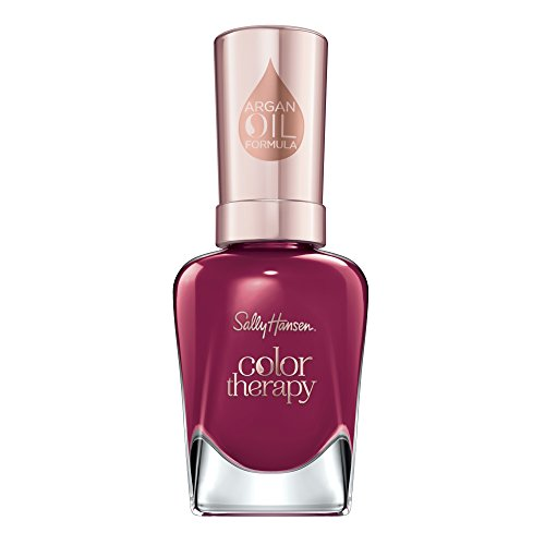 Sally Hansen Color Therapy Nail Polish 380, Ohm My Magenta Color, 1 Piece from Sally Hansen