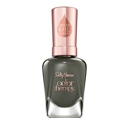 Sally Hansen Colour Therapy Nail Polish with Argan Oil, 14.7 ml, Bamboost from Sally Hansen