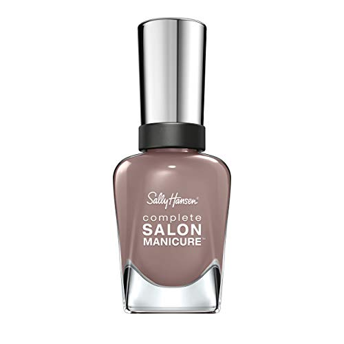 Sally Hansen Complete Salon Manicure - nail polishes (Women, Commander in Chic, Strengthening, Bottle) from Sally Hansen