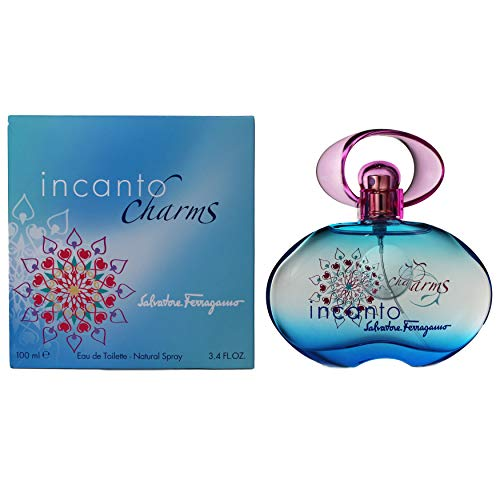Salvatore Ferragamo Incanto Charm Eau de Toilette for Women 100 ml from Salvatore Ferragamo