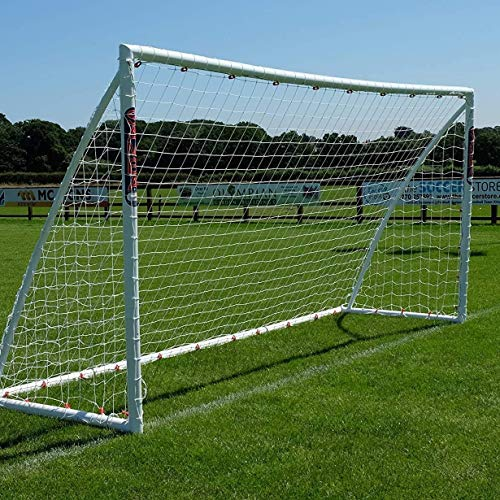 New 16x7ft 9v9 Samba Match Goal with Locking System & Carry Bag from Samba Sports