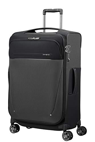 SAMSONITE B-Lite Icon - Spinner 71/28 Expandable, 83 L, 2.6 KG Hand Luggage, 71 cm, 90 liters, Black from Samsonite