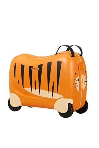 Samsonite Dream Rider Children's Luggage, 51 cm, 28 Litre, Orange (Tiger Toby) from Samsonite