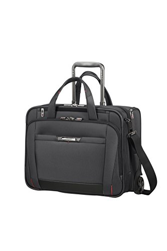 "SAMSONITE Rolling Tote 15.6"" (Black) -PRO-DLX 5  Travel Tote, 33.0 cm, Black from Samsonite"