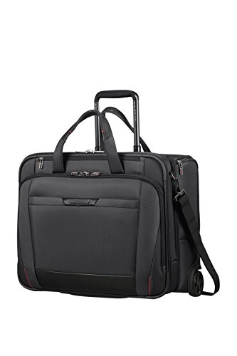 "SAMSONITE Rolling Tote 17.3"" (Black) -PRO-DLX 5  Travel Tote, 39.0 cm, Black from Samsonite"