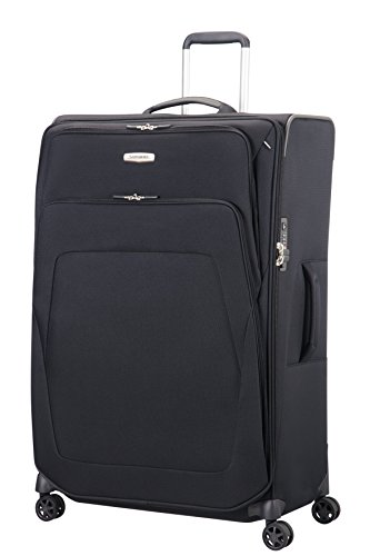 Samsonite Spark Sng - Spinner 82/31 Expendable Suitcase, 82 cm, 173 L, Black (Black) from Samsonite