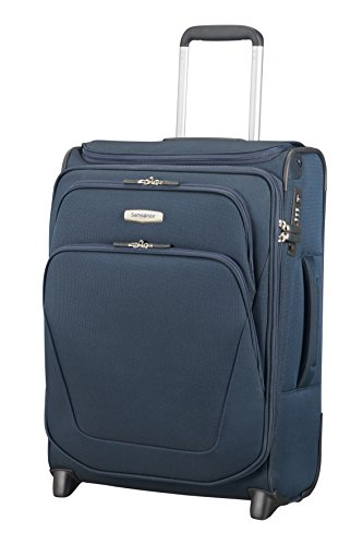 SAMSONITE Spark SNG - Upright 55/20 Expendable with SmartTop Hand Luggage, 55 cm, 48,5 liters, Blue from Samsonite