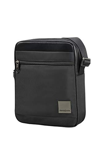 SAMSONITE Hip-Square Tablet Cross-over M 7.9 Shoulder Bag 25 cm 3.5 L Black from Samsonite