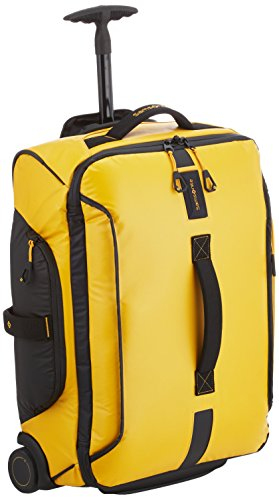 Samsonite Paradiver Light Duffle with wheels 55/20 Strictcabine, 55 cm, 48,5 L, Yellow from Samsonite