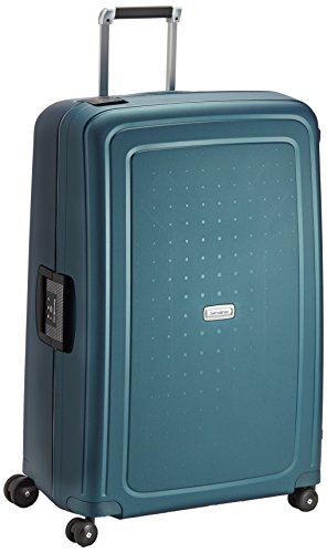 Samsonite  S'cure DLX Spinner, XL (81cm-138L) - METALLIC GREEN from Samsonite