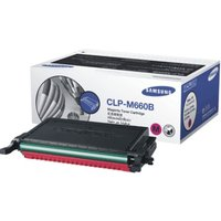 Samsung CLP-M660B Original Magenta High Capacity Laser Toner Cartridge from Samsung