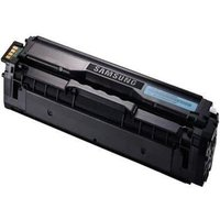 Samsung CLT-C504S Cyan Original Toner Cartridge from Samsung