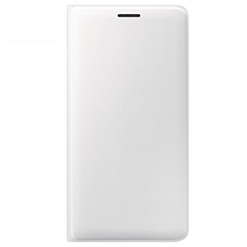 Samsung EF-WJ320PWEG Galaxy J3 Flip Wallet Cover White from Samsung