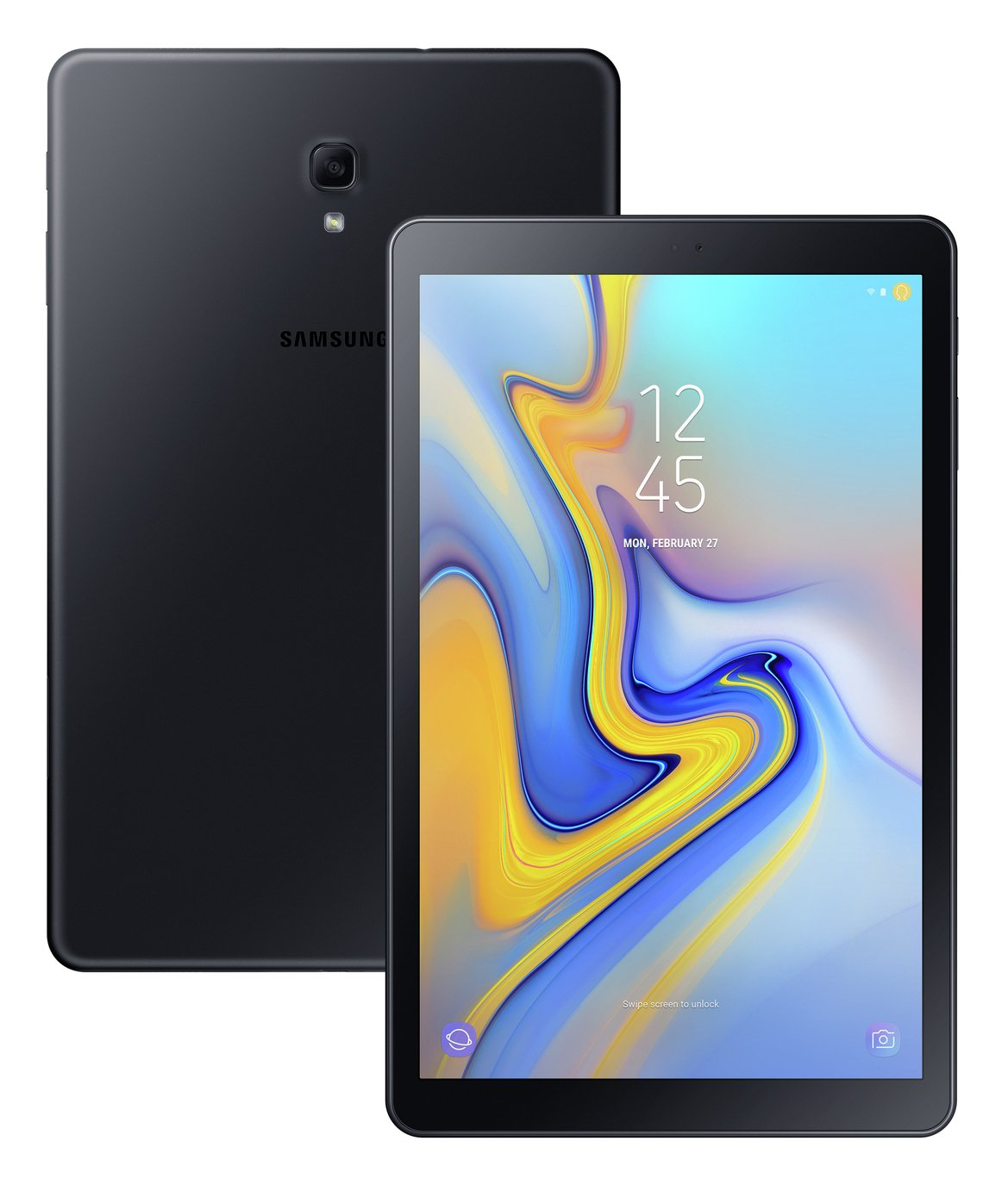 Samsung Galaxy Tab A 10.5 Inch 32GB LTE Tablet - Black from Samsung