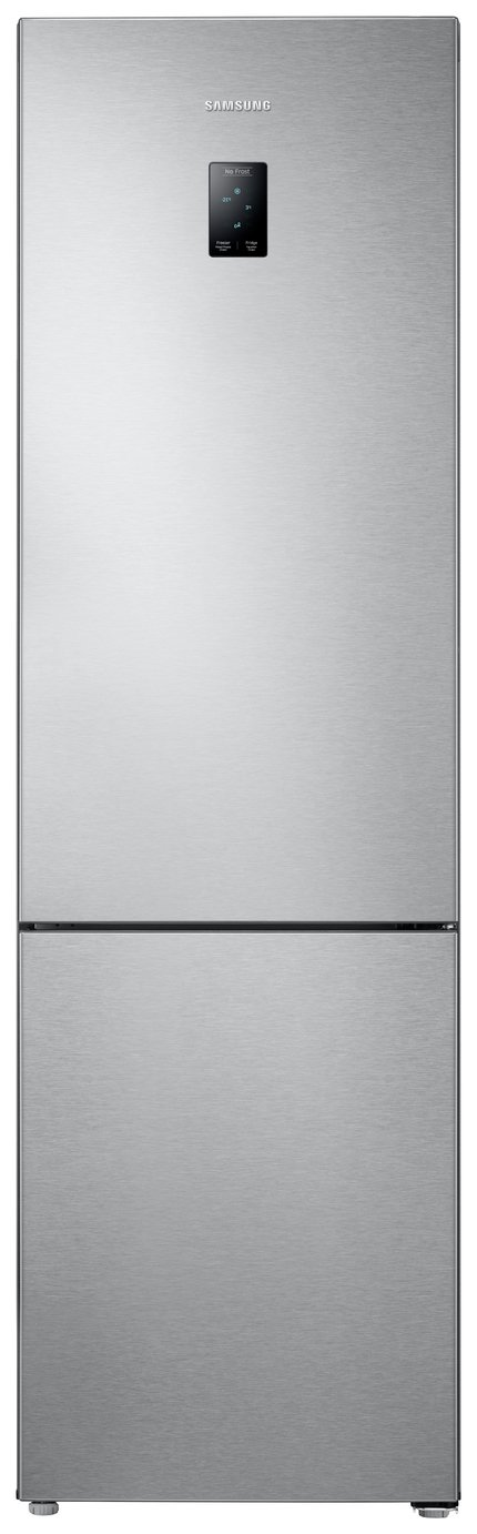 Samsung - RB37J5230SA Frost Free - Fridge Freezer - S/Steel from Samsung
