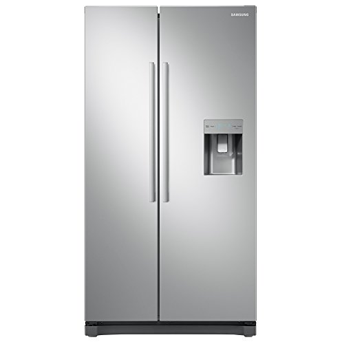 Samsung RS52N3313SA/EU Fridge Freezer - Graphite from Samsung