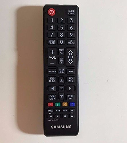 Samsung BN59 – 01247 A Replacement Remote Control for TV – Black from Samsung