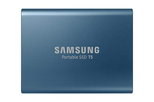 Samsung MU-PA500B/EU Portable SSD T5 500GB from Samsung