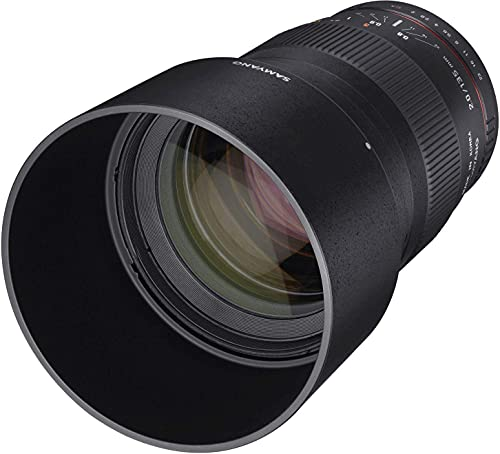 SAMYANG 1112204101 F 2.0 aperture lens (135 MM) for Pentax K from Samyang