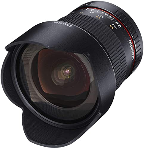 Samyang 10 mm F2.8 Lens for Fujifilm X from Samyang