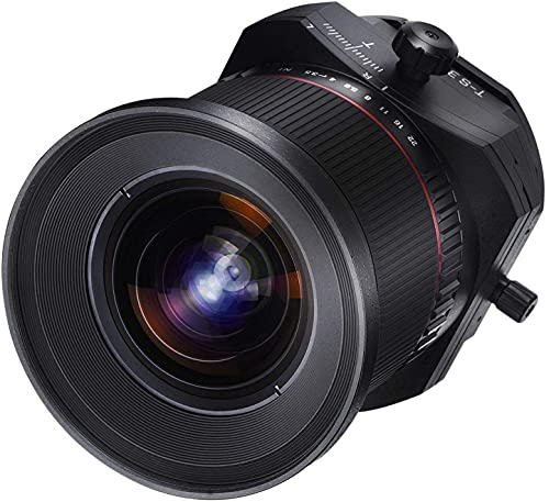 Samyang 24 mm F3.5 Tilt Shift Lens for Pentax,black from Samyang