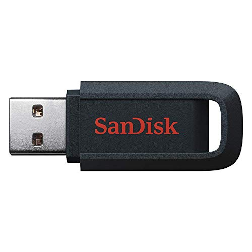 SanDisk Ultra Trek 128GB Ruggedized USB 3.0 Flash Drive up to 130MB/s read speed from SanDisk