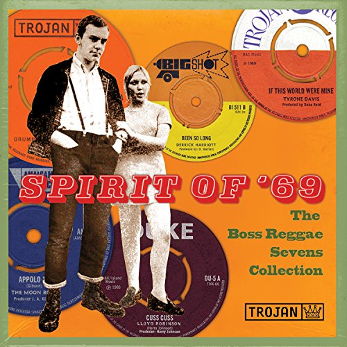 "Spirit of '69 : The Boss Reggae Sevens Collection (7"" Vinyl Box Set) [12"" VINYL] from BMG RIGHTS MANAGEMENT"