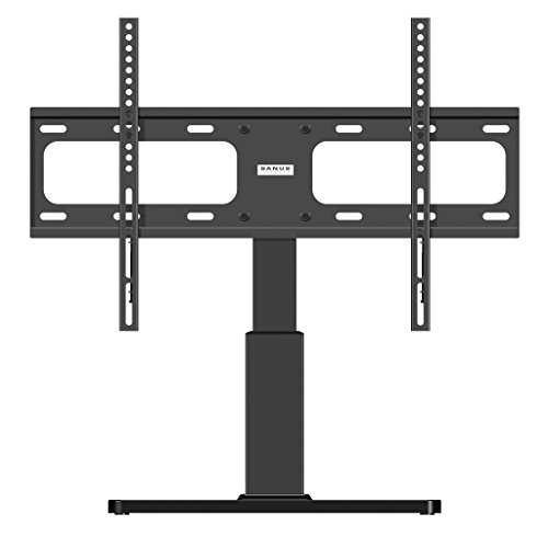 Sanus VTVS1 Universal Swivel TV Stand for 32-60-Inch Screens - Black from Sanus