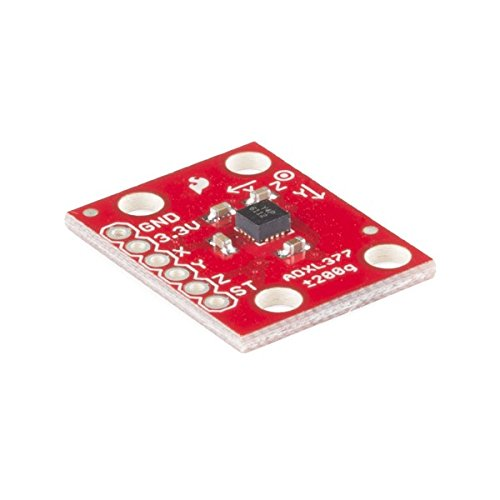 Triple Axis Accelerometer Breakout - ADXL377 from Saprkfun